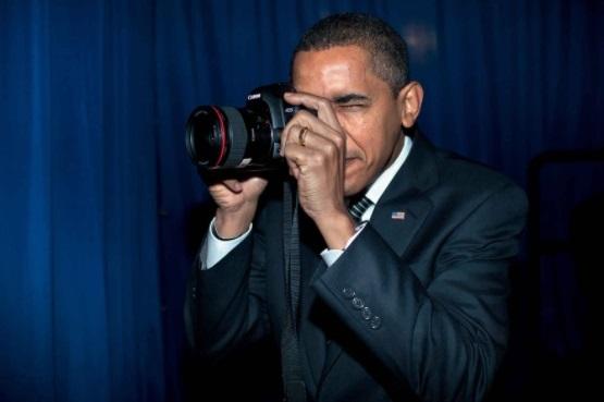 Pete Souza/Reprodução