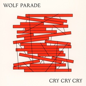 CD Cry Cry Cry de Wolf Parade