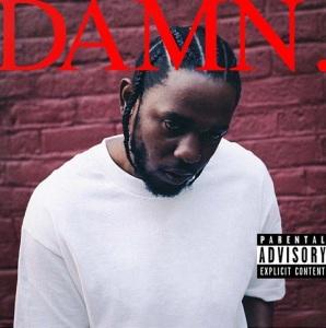 CD Damn Kendrick Lamar