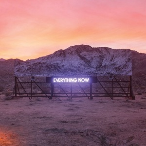 CD Everything Now Arcade Fire