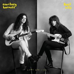 CD Lotta Sea Lice Kurt Vile and Courtney Barret