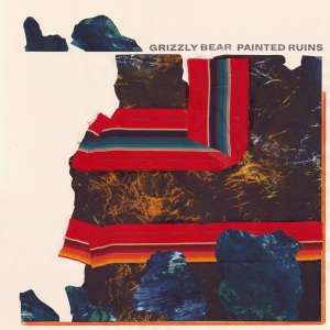 CD Painted Ruins Grizzly Bear