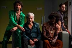 """Monique Gardenberg volta ao cinema com """"Paraíso Perdido"""", com Julio Andrade, Erasmo Carlos, Seu Jorge e Lee Taylor no elenco. Estreia dia 27/4"""