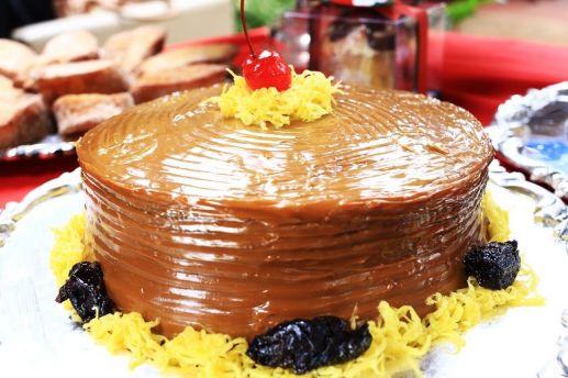 Torta da Nonna, da Sweet Cake