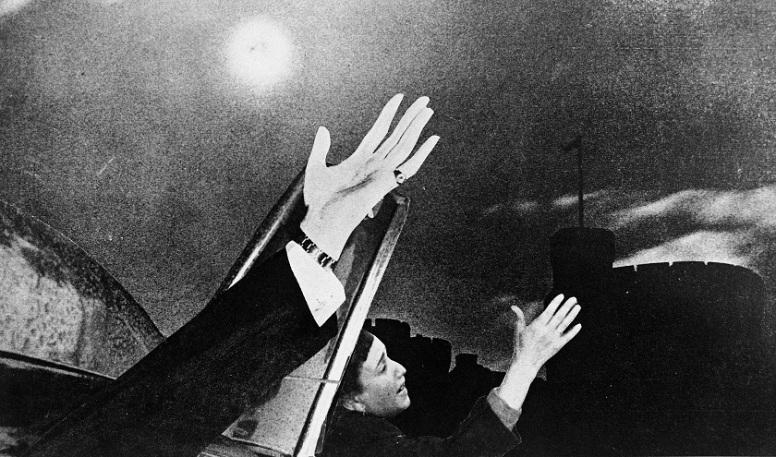 "Fotomontagem ""A Despedida"" (1954)"