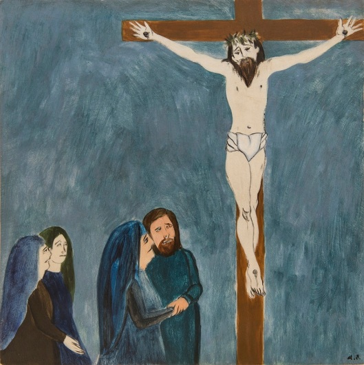 Série Vida de N Senhora (acervo Catedral de Brasilia)