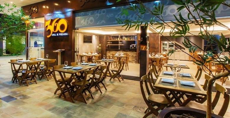 360 Grill e Pizzaria