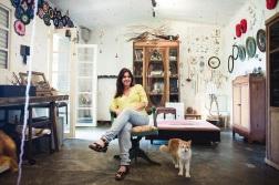 Ateliê Valéria Pena-Costa + Projeto FUG: aberto para encontro com o público