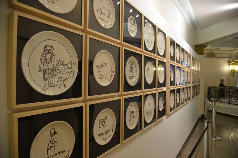 Basquiat no CCBB/Foto: Rovena Rosa/Agência Brasil