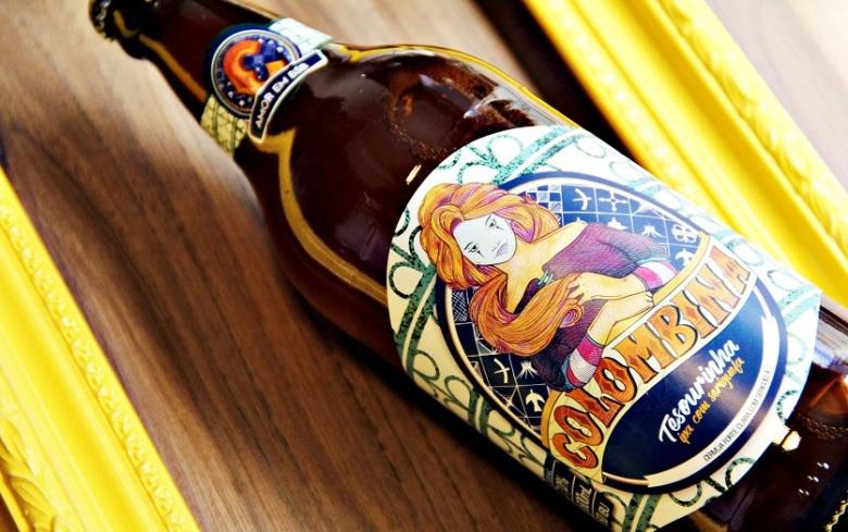 Cerveja Colombina Tesourinha 2