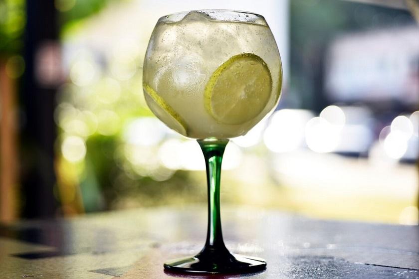 Gin Tônica_La Rubia Café_Foto de Bruno de Lima