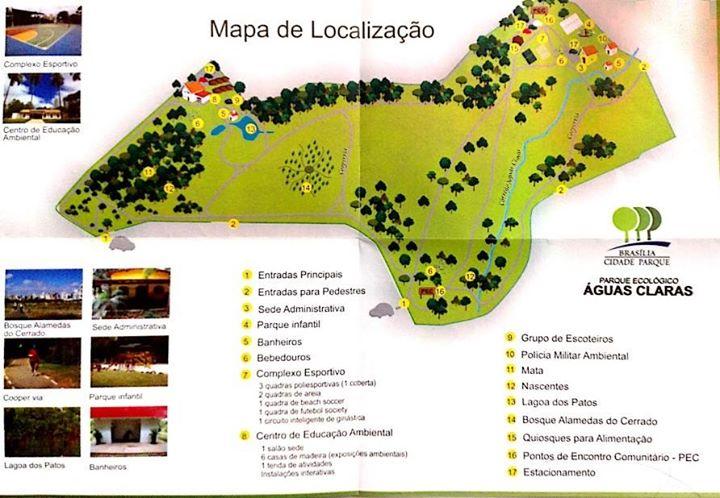 Parque de Águas Claras