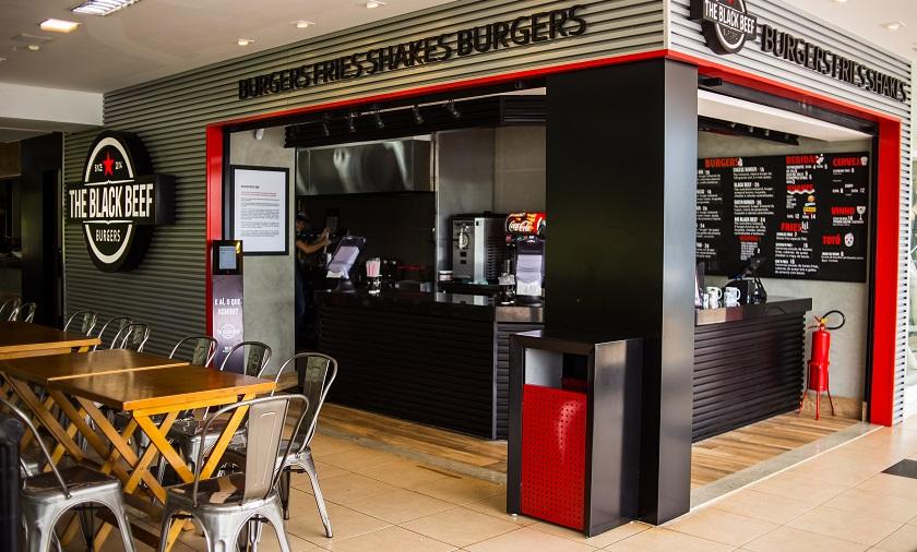 The Black Burger Sudoeste/Foto: Rômulo Juracy/Divulgação