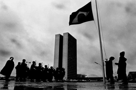 foto 1 - orlando brito, guarda presidencial, 1966