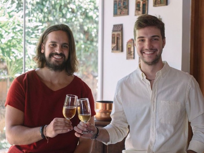 Paulo Stefanini e José Eduardo Barboza
