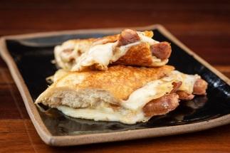 Sausage Barbecue, do Belini Café (Austrália)