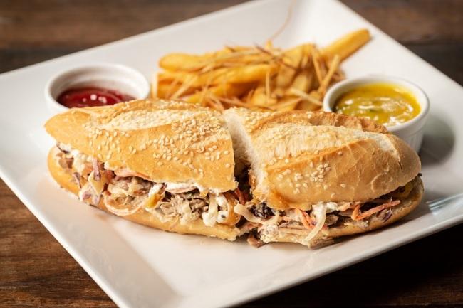 Sandwich au Porc, do C'est la Vie (França)