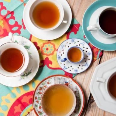 Vai Té Chá 4