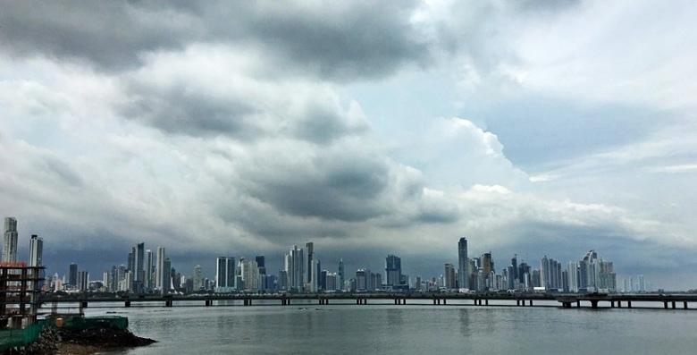Cidade do Panamá/Foto: Arthur H. Herdy