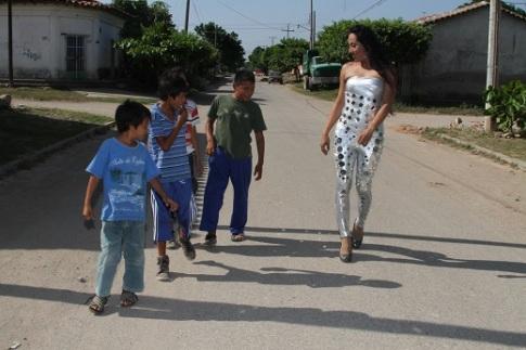 Paulina e los Niños, de Nelson Morales