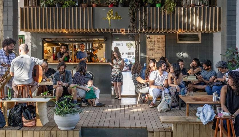 Casa Quilha/ Reprodução Facebook