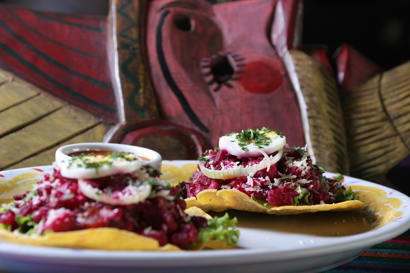 Enchiladas Guatemaltecas
