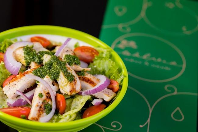 Salada Duo (R$ 23)