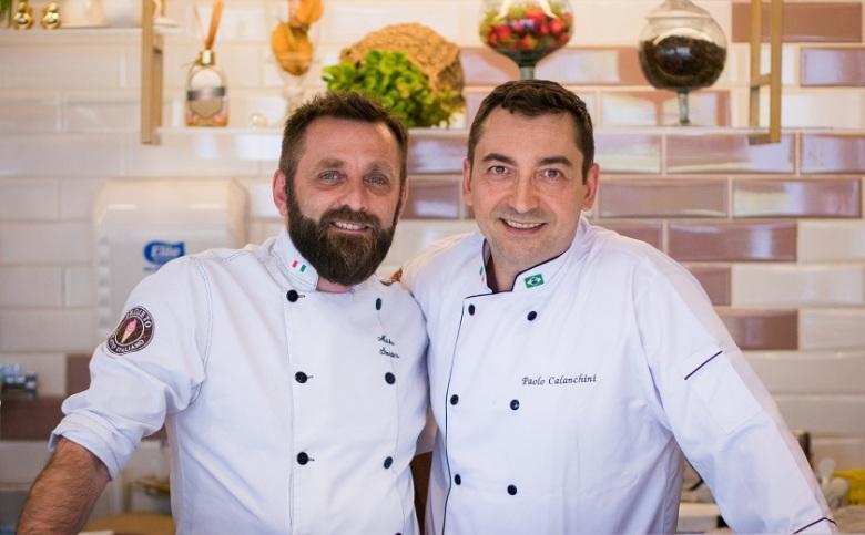 Paolo Calanchini e Mirko Stortini