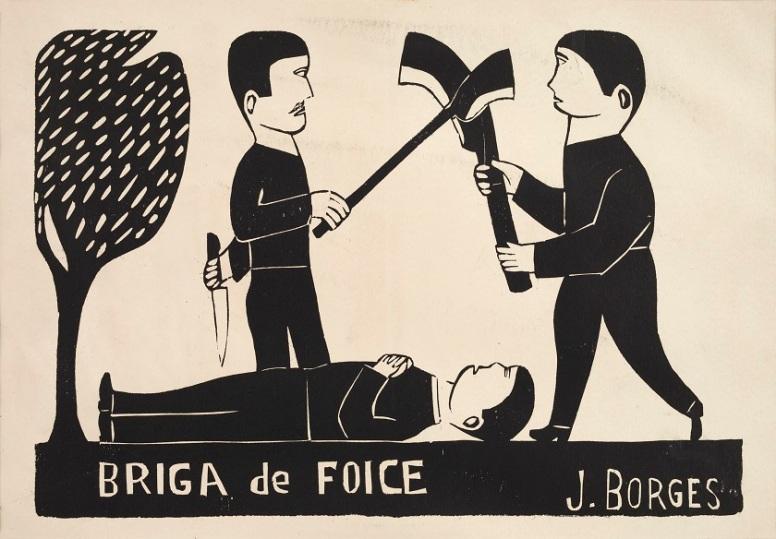 A Xilogravura Popular: Xilógrafos e Poetas de Cordel