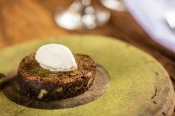 Brownie, sobremesa do menu do Olivae