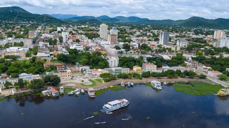 Casarões orla do Rio Paraguai _ Flávio André MTur