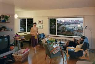 A View From an Apartment, da fotógrafa inglesa Jane Wall (2004-5)