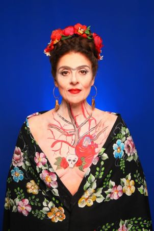Frida Kahlo – Viva la Vida, do Teatro do Ornitorrinco