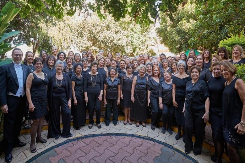 Lux Animae, o coro feminino do ECAI_ Por João Campello