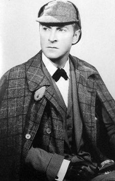 Alan Wheatley em Sherlock Holmes, minissérie de 1951