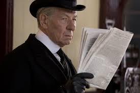 Ian McKellen em Mr. Holmes, filme de 2015