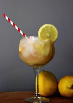 Caipirinha Lemon bitter