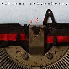 Só Adriana Calcanhotto